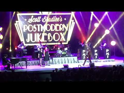 Postmodern Jukebox featuring Casey Abrams - What is Love (Haddaway)
