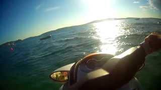 9. Jet ski sea doo Bombardier 2014