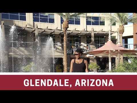 Glendale, Arizona (Westgate) : Things To Do in Phoenix (видео)