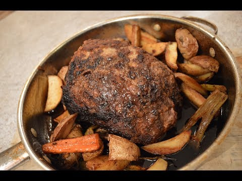 How To Cook Eye Of Round Roast Of Beef: Cooking With Kimberly