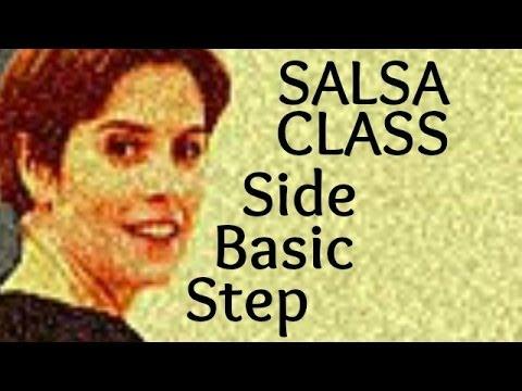Сальса: основные движения. Курс онлайн обучения.