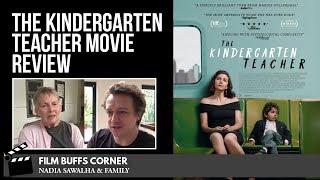 The Kindergarten Teacher - The Popcorn Junkies Film Buffs Movie Review