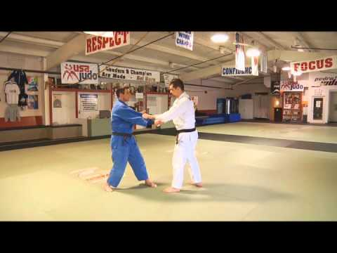 Grip Fighting and Grip Fighting Drills and Skills For Judo and BJJ