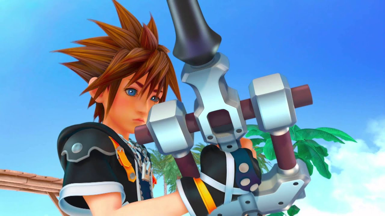 Apparently, There's a 'Kingdom Hearts' Smartphone Game in the Works