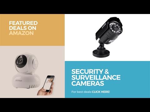 Security & Surveillance Cameras // Featured Deals On Amazon