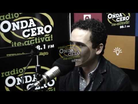 ¡Fonseca visita Onda Cero!