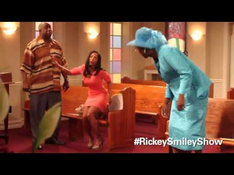 J. Anthony Brown on The Rickey Smiley Show
