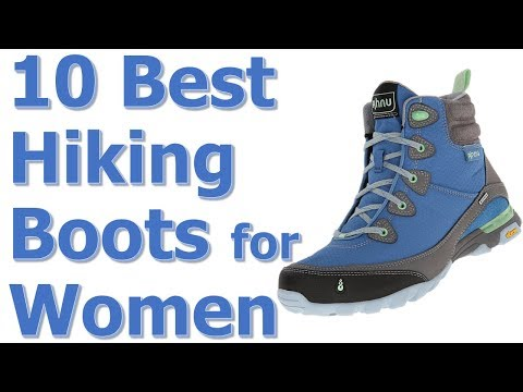 Best Hiking Boots for Women 2017-2018 || Best Hiking Boots for Women Reviews