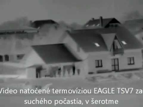 Termovízia EAGLE TSV7