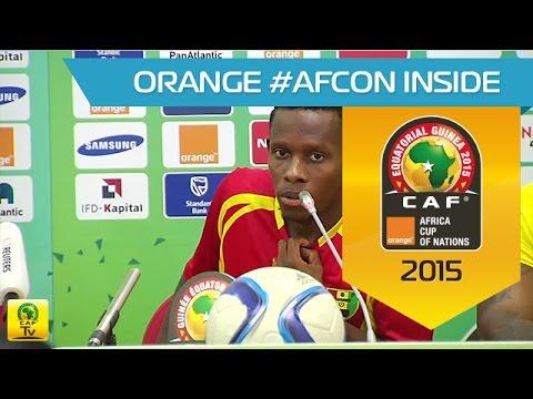 Syli National de Guinée – Conférence de Presse de Michel Dussuyer (19/01)