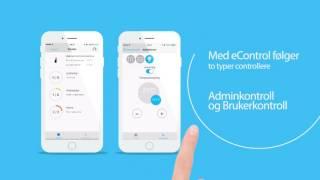 eControll iphone app