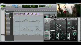 AudioGaming AudioWind ProTools Automation