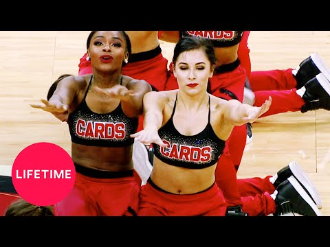 So Sharp: First Half of the Nationals Hip-Hop Routine (Episode 6) | Lifetime