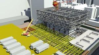 Synchro Software 4D BIM/VDC Construction Project Management