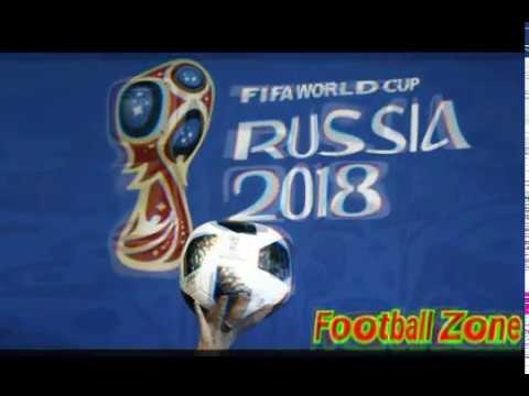 FIFA World cup 2018 Schedule and Time