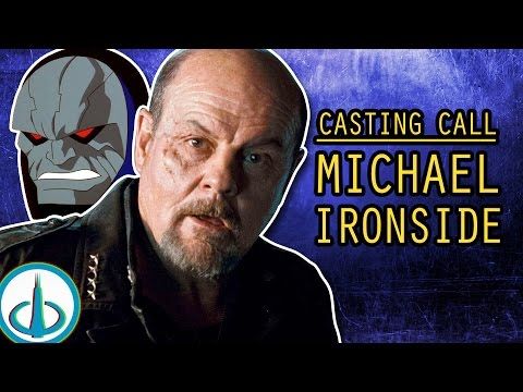 From Total Recall to Darkseid - the Acting Career of MICHAEL IRONSIDE!