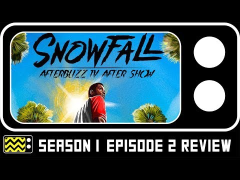 Snowfall Season 1 Episode 2 Review & After Show | AfterBuzz TV