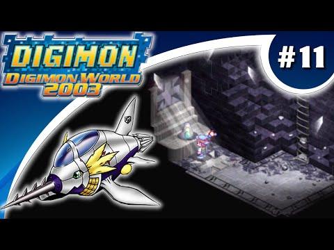 Digimon World 2003 - Let's Play #11 - Le Digitama de la fiabilité, Submarimon