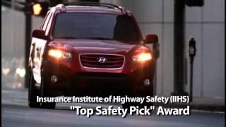 2011 Hyundai Santa Fe Test Drive