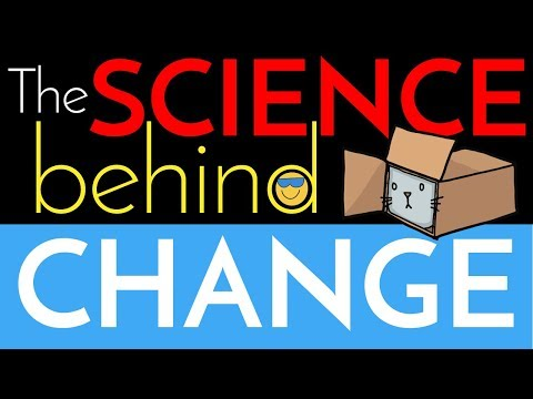How To CHANGE Your LIFE (Scientific Method To Change Habits)