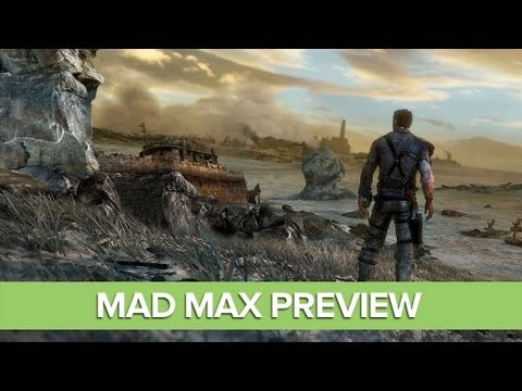 mad max xbox one bande annonce