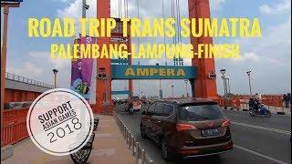Video Wuling Cortez Kami Geber 1.302,8 KM   Trans Sumatra (BAG.7 Finish) MP3, 3GP, MP4, WEBM, AVI, FLV November 2018