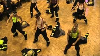 Půlnoční překvapení - Hasičský ples 2016 Radslavice