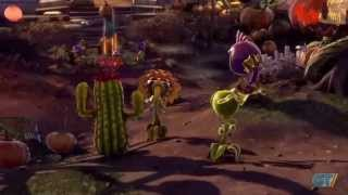 Plants Vs. Zombies: Garden Warfare - E3 2013: Gameplay Demo