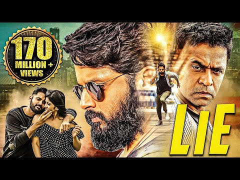 LIE (2017) Full Movie in Hindi | Nithiin, Arjun, Megha Akash | Riwaz Duggal | New Release (видео)