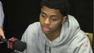 Jeremy Lamb Draft Combine Interview