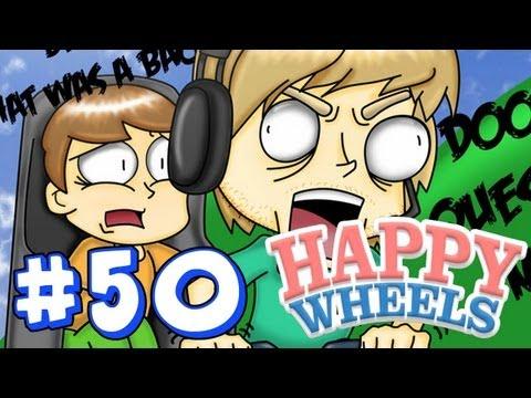 HUMPING DINOSAURS ISN'T RACIST! - Happy Wheels - Part 50