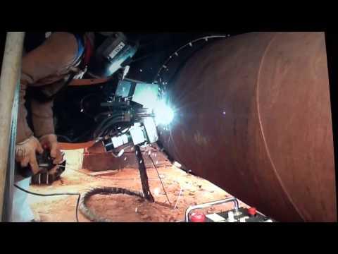 Orbital Pipe Welding System