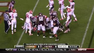 David Wilson vs Clemson (2011)