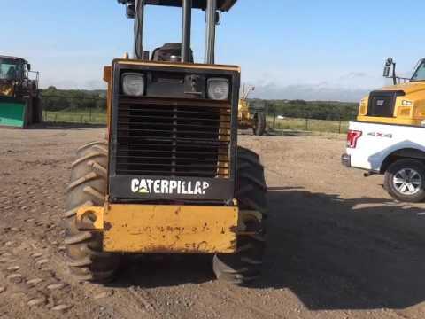 CATERPILLAR COMPACTORS CP433 equipment video sXDJsK6H_xg