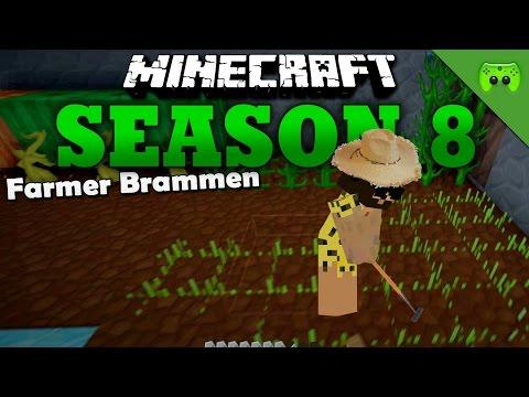 FARMER BRAMMEN «» Minecraft Season 8 # 27 | HD