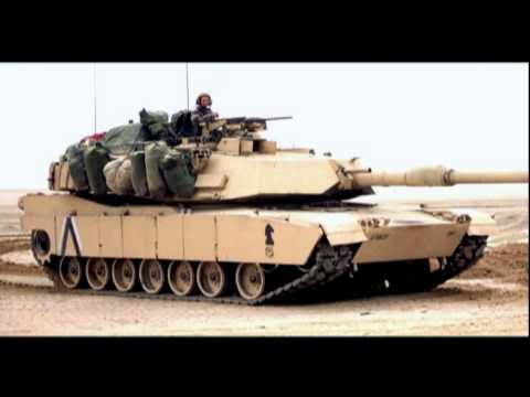Start-up Sound – U.S. Army M1A1 Tank – Gas Turbine Engine