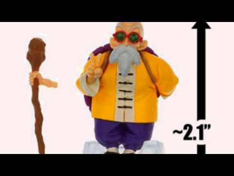 Video Cool product video released on YouTube for the Master Roshi 2 1 Minifigure Dragon