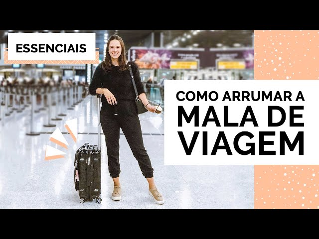 DICAS MALA DE VIAGEM | MARI FLOR - Closet da Mari