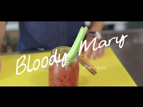 World Class Classic Cocktails at Home with Tim Philips - Bloody Mary