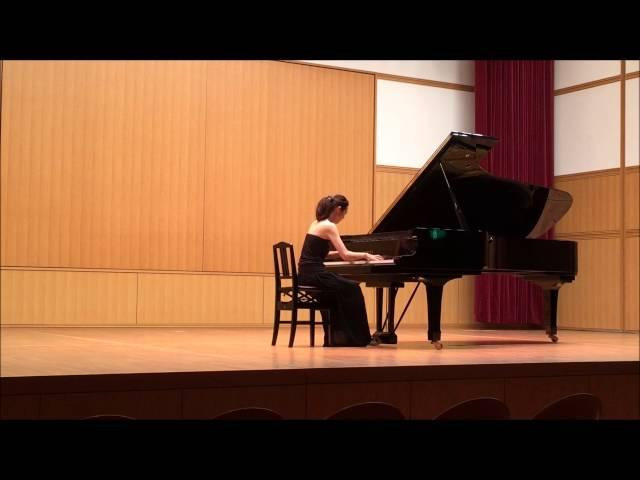 ショパン「英雄ポロネーズ」をピアノの発表会で弾いた。 Chopin Polonaise No.6 Op.53