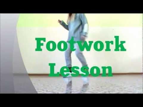 Уличные танцы: шаги. Видео обучение.
