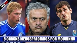 Video 5 Futbolistas DESPRECIADOS por MOURINHO MP3, 3GP, MP4, WEBM, AVI, FLV Desember 2018