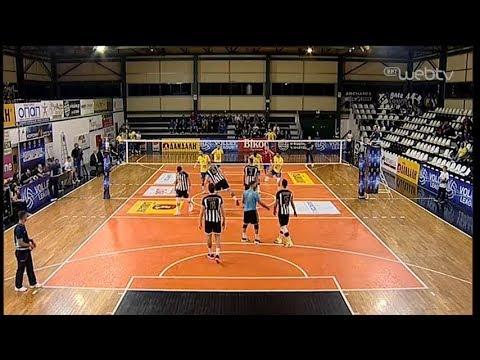 Volley League: ΟΦΗ – ΠΑΜΒΟΧΑΪΚΟΣ | 18/11/2019 | ΕΡΤ