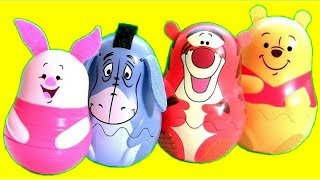 Video Disney Winnie the Pooh Stacking Cups Surprise Toys with Tigger Eeyore Piglet – 3S MP3, 3GP, MP4, WEBM, AVI, FLV Mei 2019