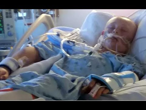 Boy wakes up from death before his organs were to be removed