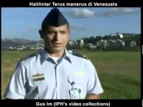 Fenomena Alam : Halilintar Terus Menerus Di Venezuela. (IPH's Video Collections)