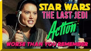 Video What Happened to the Action in Star Wars? MP3, 3GP, MP4, WEBM, AVI, FLV Februari 2019