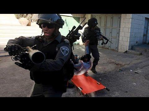 Δυτική Όχθη: συνεχίζονται οι συγκρούσεις – νεκρός ένας Παλαιστίνιος