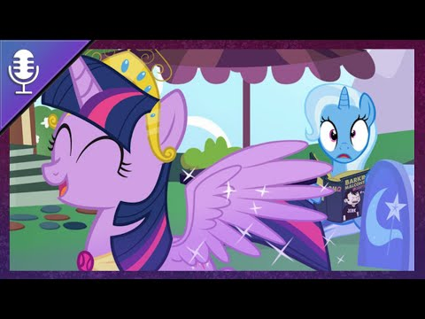 Princess Flyer By PixelKitties [Comic Dub]