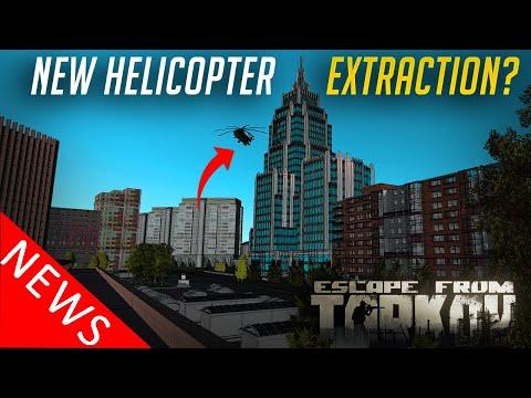 Streets of Tarkov Helicopter Extraction? - TarkovTV#9 Podcast Summary - Escape From Tarkov